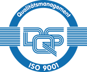 Icon: DQS Qualitätsmanagement ISO 9001